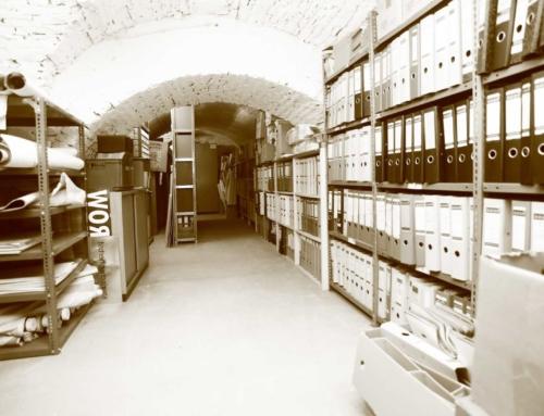 Der Archivar des Festivals