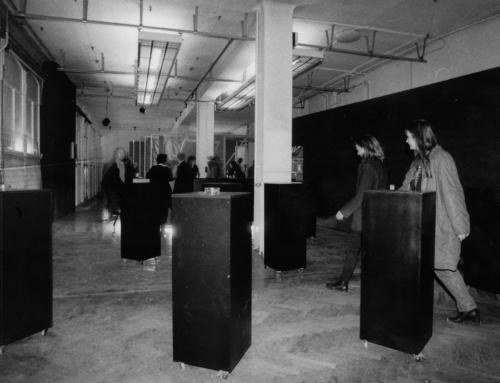 herbstbar 1995 oder wie der Kunsthaus-Ort entdeckt wurde – Eine Spekulation von Martin Krammer