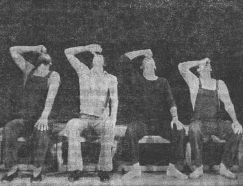 Das Jahr 1977 (der 10. Steirische Herbst) von Otto Köhlmeier